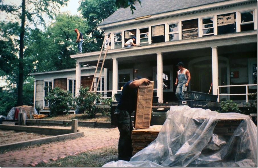 Original Building renovations